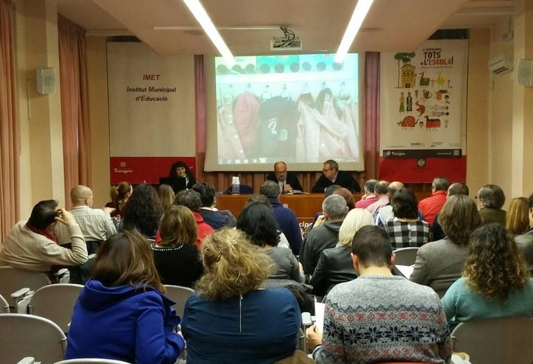 Reunió dels representants municipals als consells escolars de centre