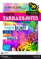El Parc Saavedra acull dissabte la festa TARRAKOJOVES
