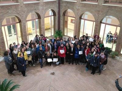 Els Premis Josep Vives Ciurana reconeixen els millors projectes escolars