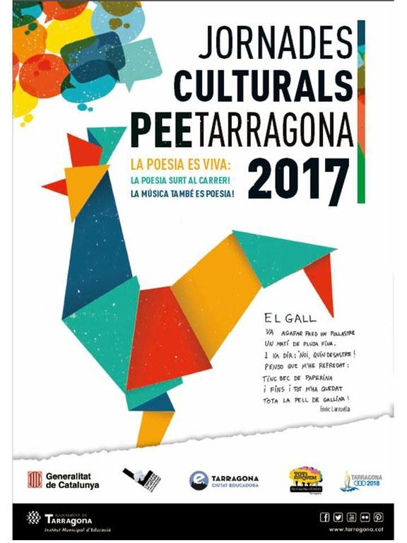 Jornades Culturals del Pla Educatiu d'Entorn de Tarragona