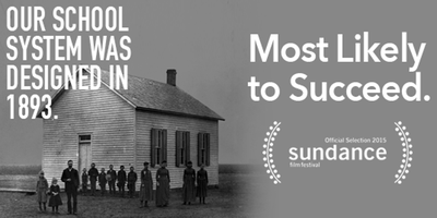 """L'IMET ofereix la projecció oberta i gratuïta del documental """"Most likely to succeed""""."""