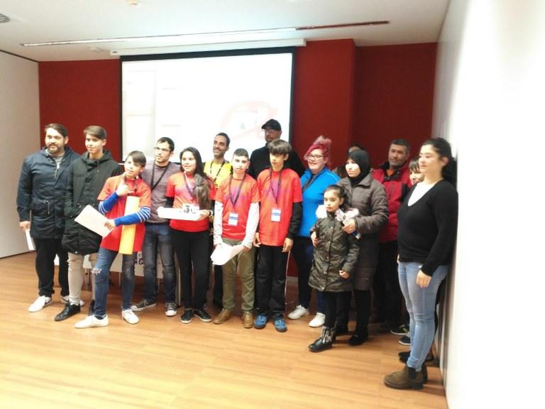Alumnes de l'Institut Escola Mediterrani Participen en la First Lego League amb la col·laboració de l'IMET