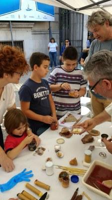 Els jardins del Banc d'Espanya acolliran aquest Sant Jordi nous tallers científics