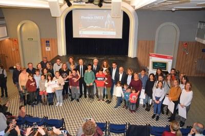 Els premis IMET d'educació Josep Vives Ciurana reconeixen les millors experiències educatives dels centres escolars de Tarragona