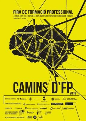 Inauguració de la Fira de Formació Professional Camins d'FP 2018