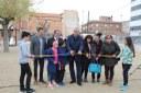 L'Alcalde inaugura l'ampliació del pati per a infants de l'Escola Torreforta