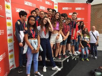L'alumnat de 2n d'ESO de l'Escola Joan Roig guanya el Premi al Millor Eslògan del programa Classe sense Fum