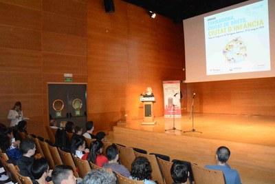 L'IMET celebra la jornada «Tarragona, Ciutat de Drets, Ciutat d'Infància»