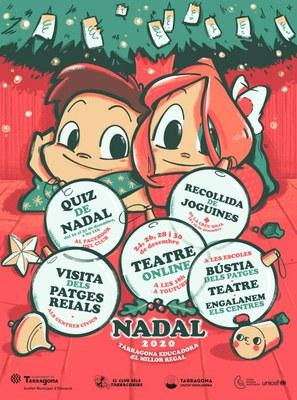 El Club dels Tarraconins organitza un quiz i espectacles pels infants durant els dies de vacances