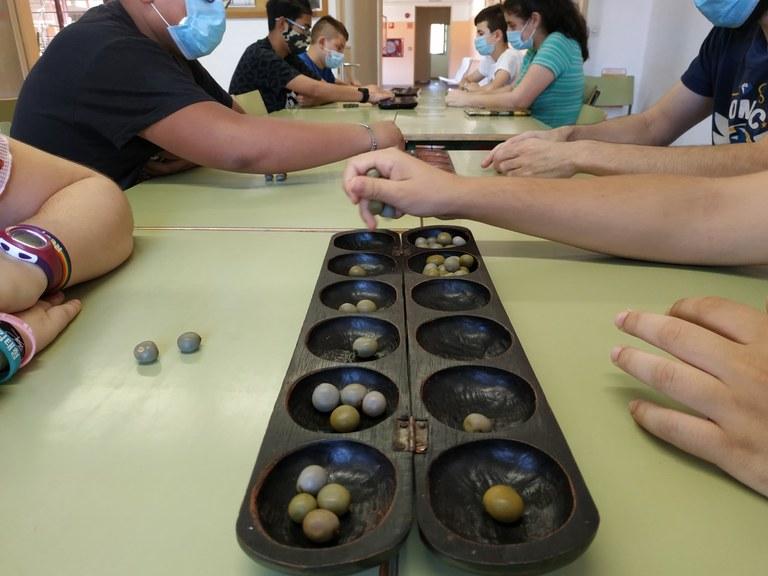 Finalitzen els tallers de jocs de taula organitzats per l'Institut Municipal d'Educació