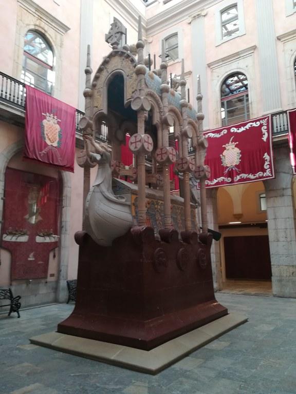 """L'alcalde i el vicepresident d'Òmnium inauguren demà l'exposició """"Les dones, motor de les lluites socials a Tarragona"""""""