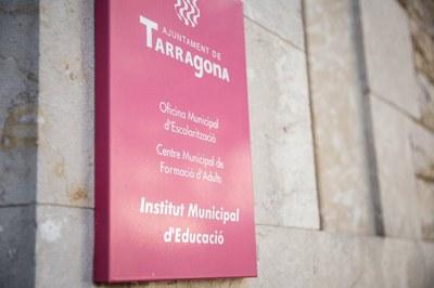 L'Ajuntament de Tarragona, a través de l'IMET, destina 300.000 euros a millorar les instal·lacions dels centres educatius de la ciutat