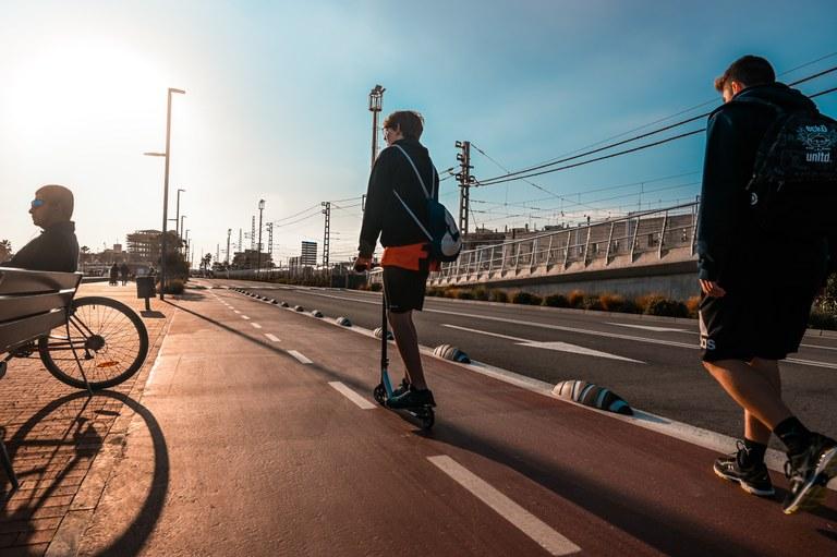 L'Ajuntament de Tarragona inicia dilluns una prova pilot de formació a escoles i instituts en temes de mobilitat personal