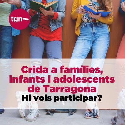 L'Ajuntament de Tarragona inicia la diagnosi per l'elaboració del Pla Local per a la Infància i Adolescència