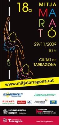 La 18a edició de la Mitja Marató Ciutat de Tarragona s'amplia fins als 2.000 participants