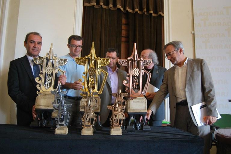 Tarragona ja disposa d'un trofeu propi