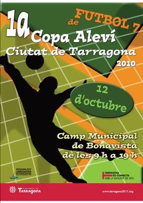 1a Copa Aleví Ciutat de Tarragona 2010