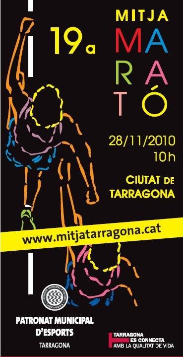 Diumenge es disputa la 19a edició de la Mitja Marató de Tarragona