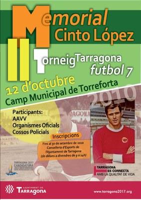 Memorial Cinto López II Torneig Tarragona de futbol 7