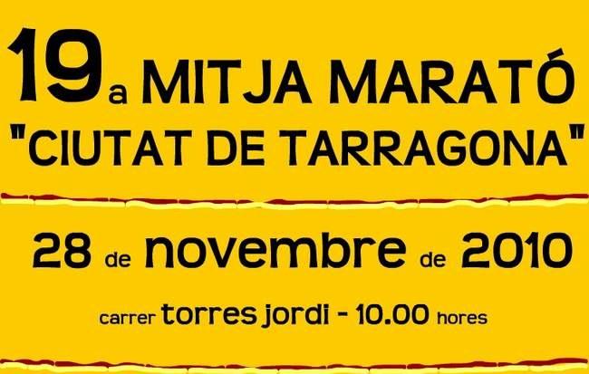 S'obre el termini d'inscripcions per a la Mitja Marató Ciutat de Tarragona
