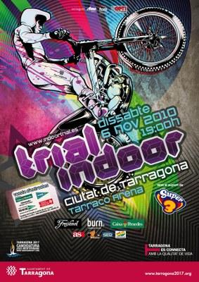 Trial indoor Ciutat de Tarragona
