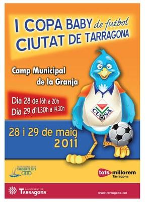 Comença la Copa Ciutat de Tarragona de Futbol Base