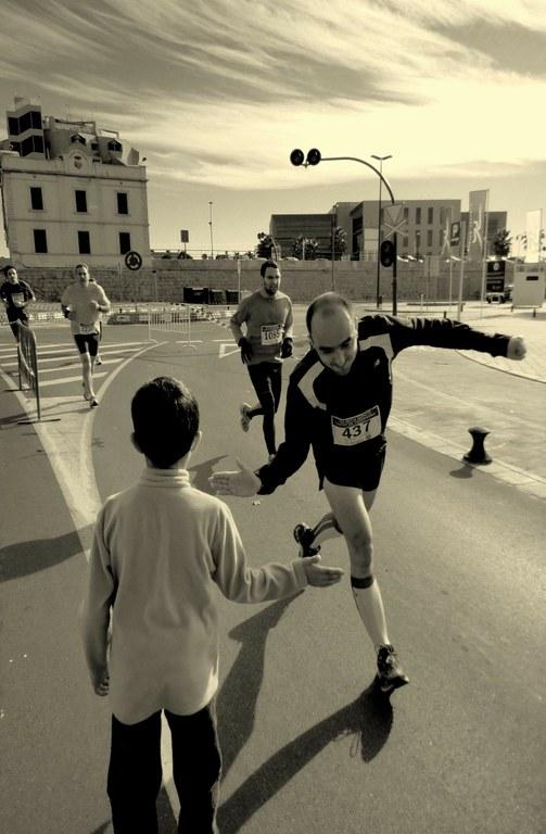 El concurs de fotografia de la Mitja Marató Ciutat de Tarragona ja té guanyadors