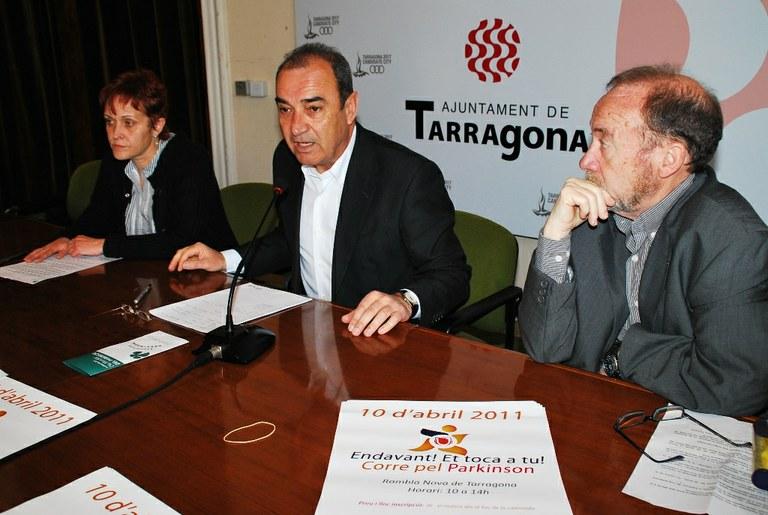 El diumenge 10 d'abril, Tarragona correrà pel Parkinson