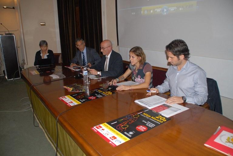 Presentada la vintena edicio de la Mitja Marató Ciutat de Tarragona