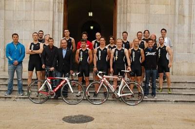 Tarragona acollirà el primer triatló amb sprint i per relleus