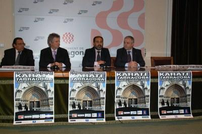 Tarragona acull aquest cap de setmana el campionat d'Espanya de karate