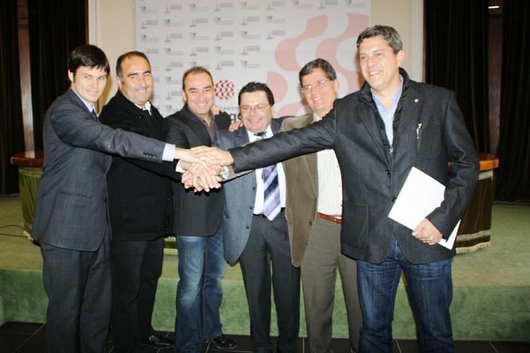 Tarragona es prepara per acollir el torneig Open Costa Daurada de Pàdel
