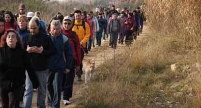 Caminada Popular d'Hivern