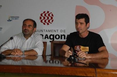 El pilot tarragoní Àlex Busquets participarà al Dakar 2013