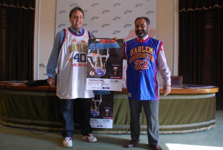 Els Harlem Globetrotters arriben a Tarragona