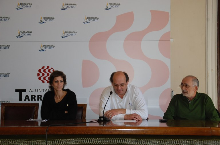 Es presenta la VIII Trobada d'Escoles de Rugby 'Ciutat de Tarragona'