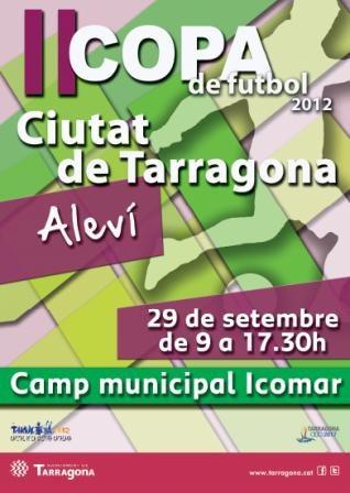 II Copa Aleví de futbol Ciutat de Tarragona 2012