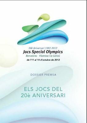 """La torxa dels jocs """"Special Olympics"""" arriba demà a Tarragona"""