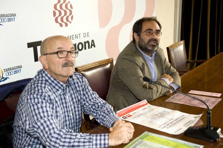 S'ha presentat el primer trofeu Ciutat de Tarragona 3 hores de resistència de BTT en circuit