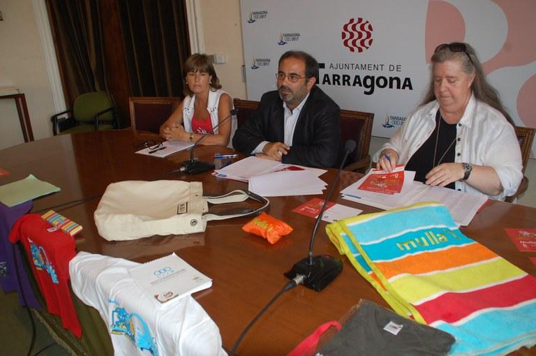 Tarragona es mulla un any més per l'esclerosi múltiple