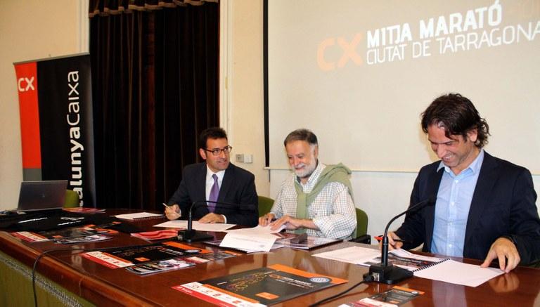 """El 24 de novembre se celebra la 22a Mitja Marató + 10K """"Ciutat de Tarragona"""""""