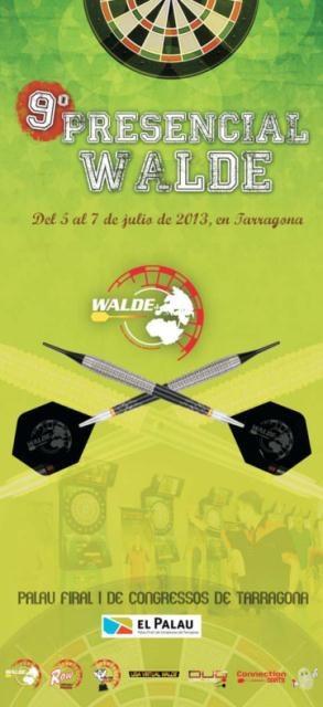 El Palau Firal i de Congressos acollirà el XI Campionat presencial Walde de dards
