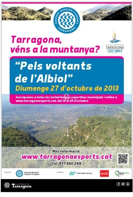 """El Patronat Municipal d'Esports segueix amb el programa """"Tarragona, véns a la muntanya?"""""""