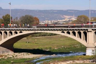 Ja està tot a punt per a la Mitja Marató Ciutat de Tarragona