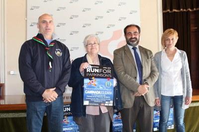 """L'Associació de Parkinson de les Comarques de Tarragona convoca la caminada solidària """"RUN FOR PARKINSON'S"""""""
