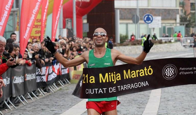 La CX Mitja Marató + 10K Ciutat de Tarragona, bat rècords de participació