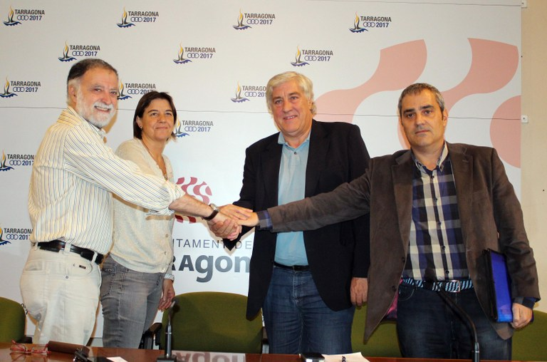 La fase final de la lliga catalana EBA es jugarà a Tarragona