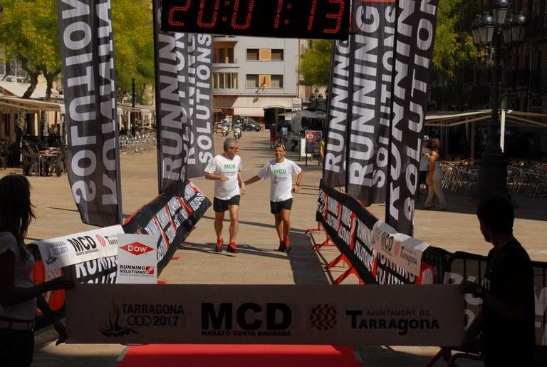 A un mes de la Marató Costa Daurada