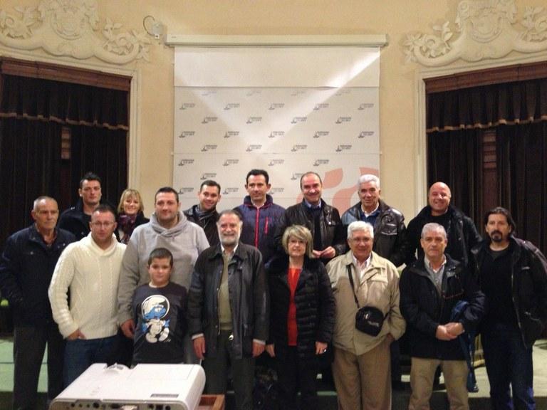 """Resultat del sorteig dels partits del """"Memorial Cinto López"""""""