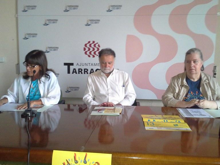 Tarragona es tornarà a mullar per l'esclerosi múltiple